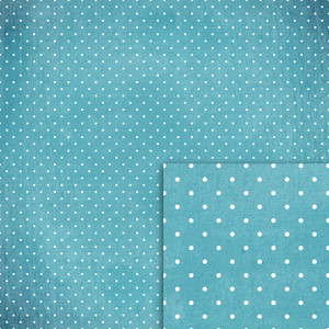 nautical blue polka dot background paper