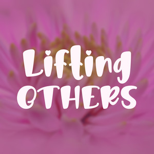 lifting others font