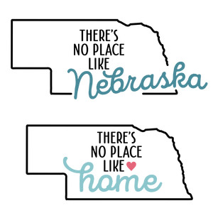 there's no place like home - nebraska state