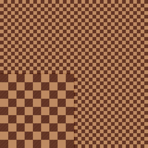 chess texture for purse box