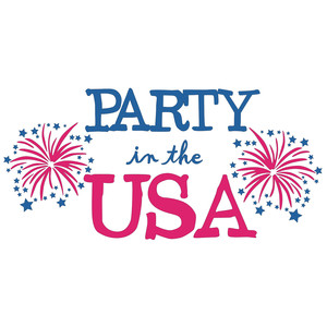 party in the usa phrase