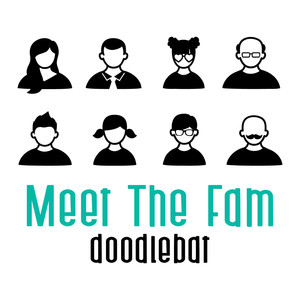 meet the fam doodlebat