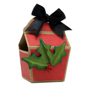 holly favor box