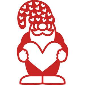 gnome and hearts