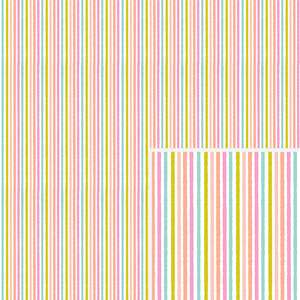 spring stripes pattern