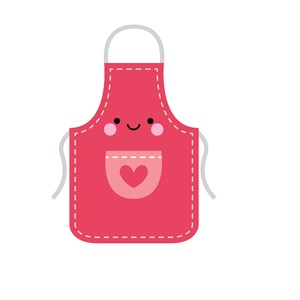 apron - made with love
