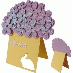 easter place card