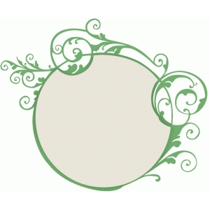 spring flourish medallion