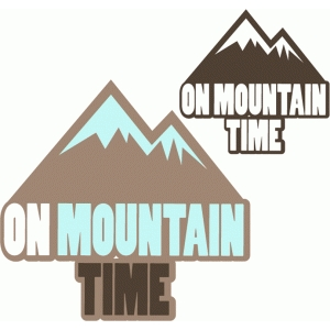 on mountain time