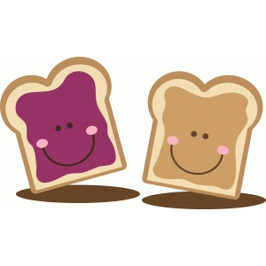 peanut butter and jelly couple