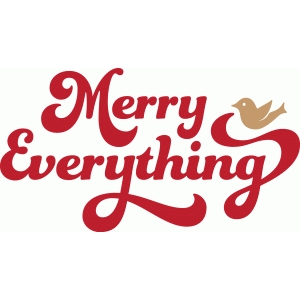 bold brush merry everything