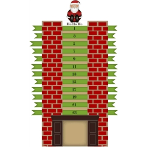 advent slider calendar 1of2