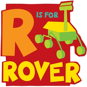 r is for rover