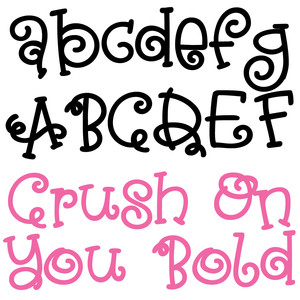 pn crush on you bold
