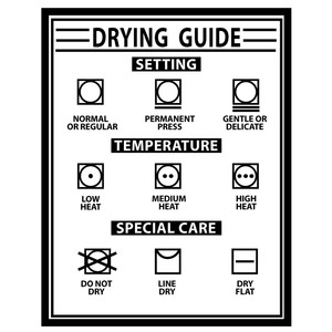 drying guide
