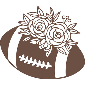 football floral