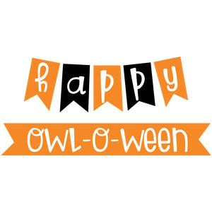 happy owl-o-ween halloween night