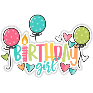 birthday girl title