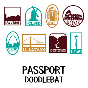 passport doodlebat