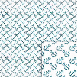 nautical anchors background paper