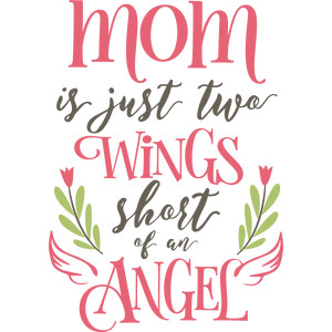 mom two wings short