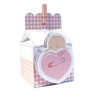 baby girl milk box