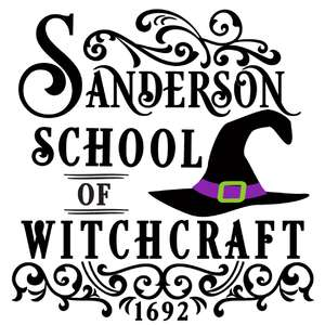 sanderson school of witchcraft