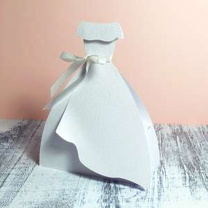 dress bride box