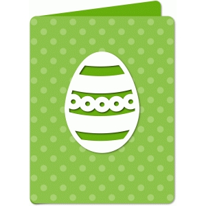 a2 easter egg card
