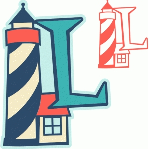 'l' is for lighthouse (samantha walker)