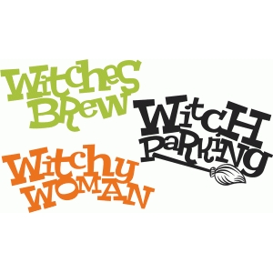 halloween witch titles