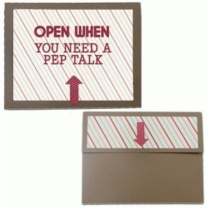 open when-you need a pep talk