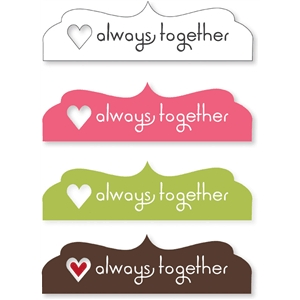 fancy 'always together' tab