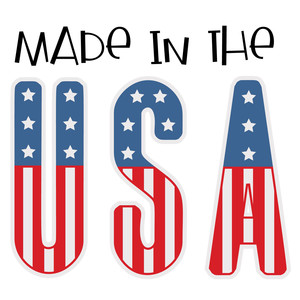 patriotic - made in the usa