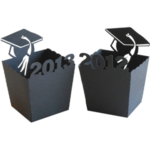 graduation hat box 2012 2013