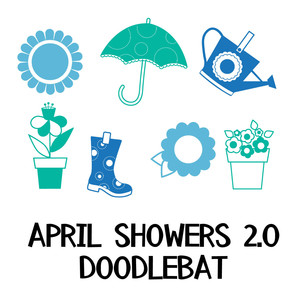 april showers 2.0 doodlebat
