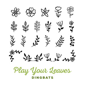 play your leaves dingbats