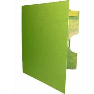 large pocket book album