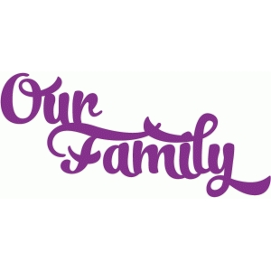 our family script
