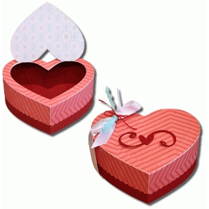 3d lifting heart box