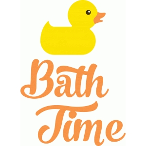'bath time' phrase
