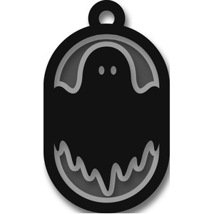 spooky tag - ghost
