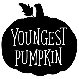 youngest pumpkin