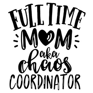 full time mom