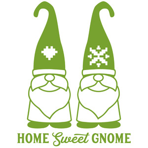 home sweet gnome
