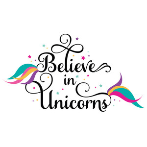believe in unicorns quote