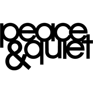 phrase: peace & quiet