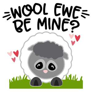 wool ewe be mine