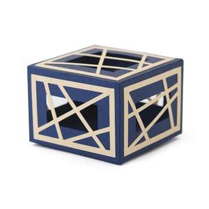 diagonal cube box