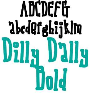 pn dilly dally bold